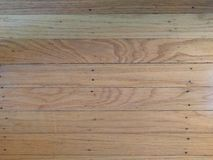 Massivholzboden verwittert Lizenzfreies Stockfoto