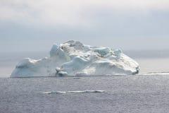 massivt isberg arkivbilder