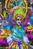 2018 Masskara-festival royalty-vrije stock fotografie