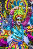 2018 Masskara festiwal fotografia royalty free
