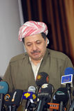 Massoud Barzani Stock Photo