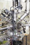 Massspectrometer i kärn- labb Royaltyfri Bild