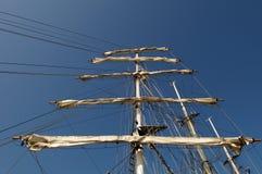 Mast Royalty Free Stock Photography
