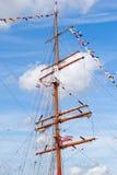 Mast Royalty Free Stock Photos
