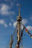 mast Royaltyfria Foton