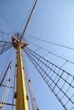 Mast Stock Photo