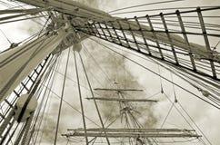 Mast. Royalty Free Stock Image