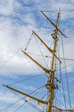 Mast Stock Image