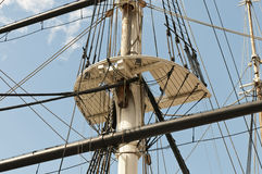 Free Mast And Sailboat Rigging Stock Photography - 21106592