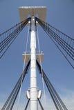 Mast av ett seglingskepp Arkivfoton