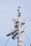 Mast på skeppet Arkivfoton