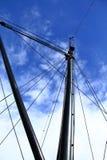 Mast. Photo of mast taken from New Zealand Stock Images