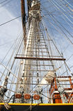 Mast and Rigging Stock Image