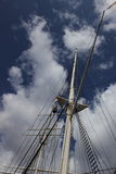 Mast and rigging Stock Photos