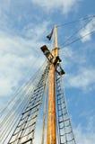 Mast Royalty Free Stock Image