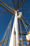 Mast of a sailor Stock Photography