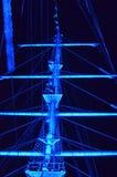 Mast ship Royalty Free Stock Photography