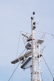 Mast on the ship Stock Photos