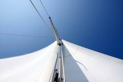 Mast van onderaan Royalty-vrije Stock Foto