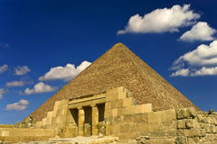 Mastaba of Seshemnufer IV Royalty Free Stock Image