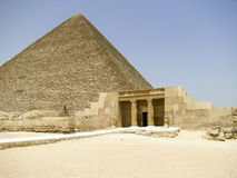 Mastaba of Seshemnufer IV in Egypt Stock Photography