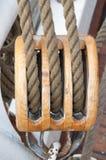 Masten en Zeilen royalty-vrije stock foto