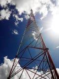 Master antenna signals communication Royalty Free Stock Photography
