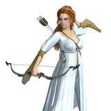 Master archer Stock Photos