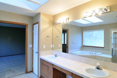 Master Bath Royalty Free Stock Image