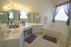 Master Bathroom Stock Images