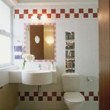 Master bathroom Royalty Free Stock Photos