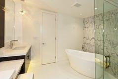 Master bathroom Stock Photography