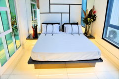 Master bedroom Royalty Free Stock Image