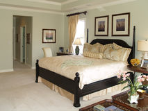 Master Bedroom 2 Stock Image