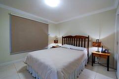 Master bedroom interior Stock Image