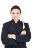 Master chef Royalty Free Stock Photos