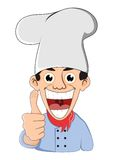 Master chef. The best chef in his time Stock Photo