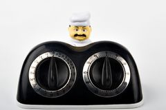 Master chef kitchen timer Stock Images