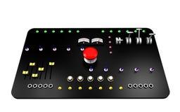 Master control panel Royalty Free Stock Photo