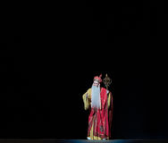 """The master Fahai-The fifth act Steal immortal-Kunqu Opera""""Madame White Snake"""" Royalty Free Stock Image"""