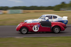 Master historic racing 1950s Stock Photography