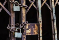 Master key locked Stock Photos