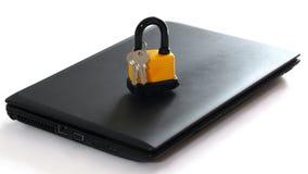Master Key on Notebook Stock Photo