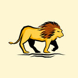 Master Lion Vector Stock Photography