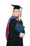 Master's Grad Stock Photo