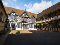 Master's home at the Lord Leycester hospital Stock Photos