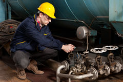 Master at work Stock Images