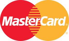Mastercard-het pictogram van het energieembleem stock illustratie