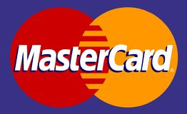 Mastercard Royalty Free Stock Image