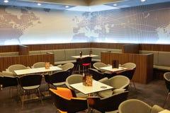 MasterCard Lounge Prague Royalty Free Stock Image